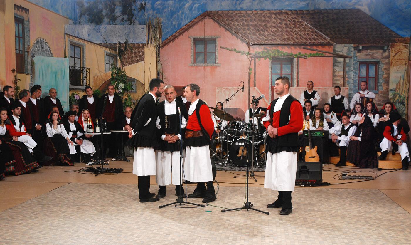 tenores ogliastra Sardegna1