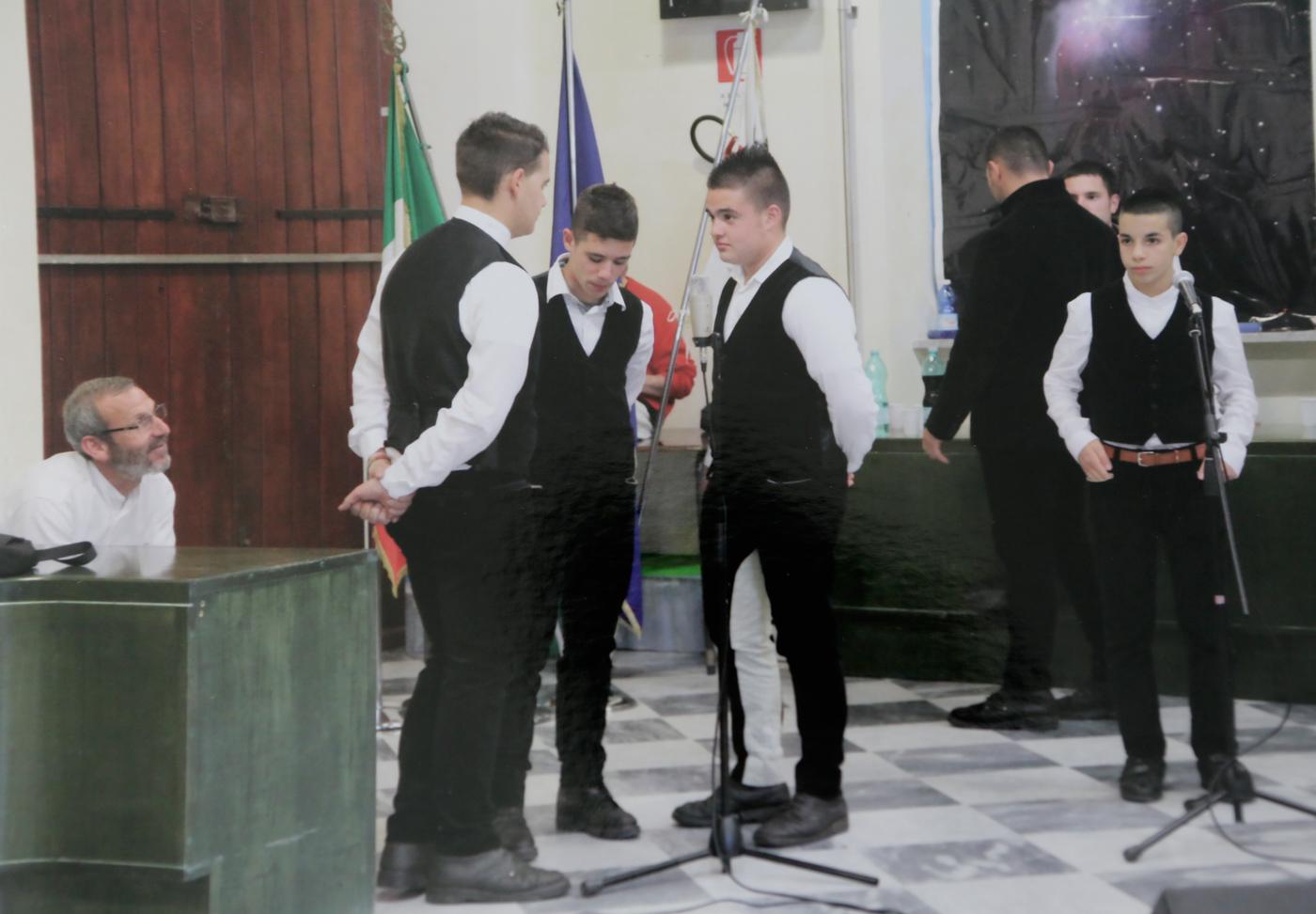 tenores ogliastra giovani atobiu 2014