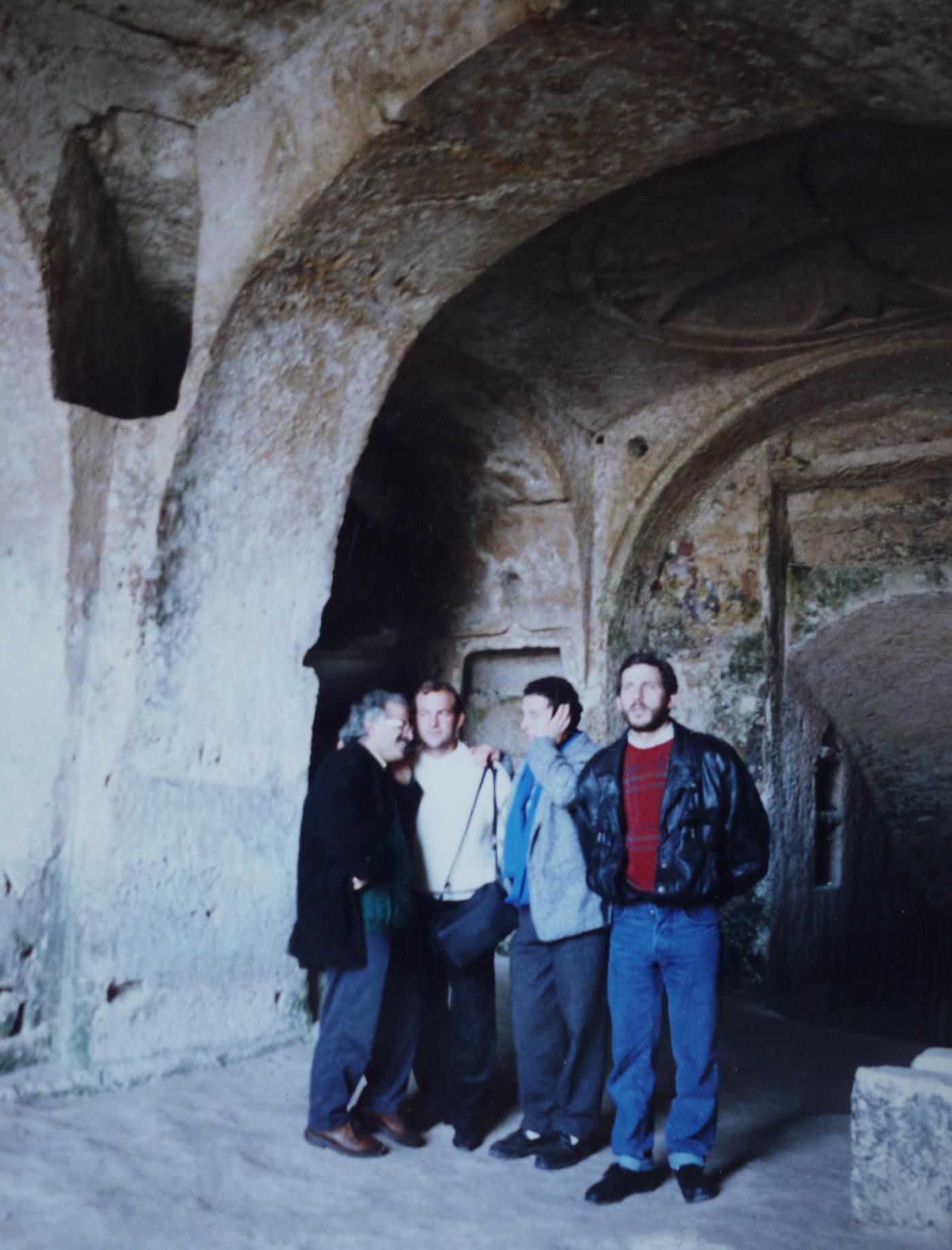 tenores ogliastra prove Latiano 1987