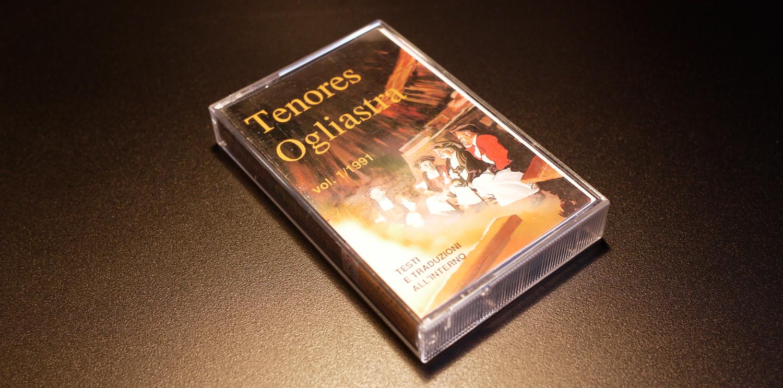 tenores ogliastra cassetta 1991